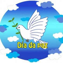 Día da paz 2014