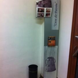 Visita a casa do patrón – 1º e 2º E.P.