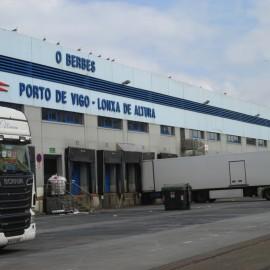 Visita ó Porto de Vigo 3 e 4 da ESO