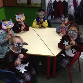 Fotos 5 de educación infantil curso 2013/2014
