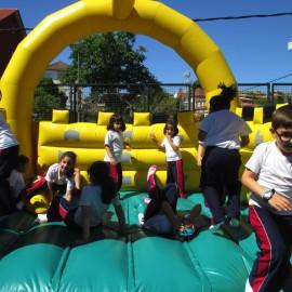Festa fin de curso 2014/2015