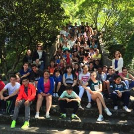 Viaxe fin de curso Tenerife 2016