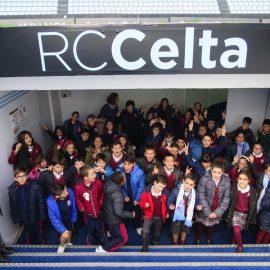 Visita ao RC Celta de Vigo