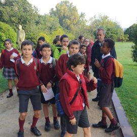 Parque de Castrelos: 5º e 6º de primaria