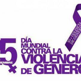 Día contra a violencia de xenero