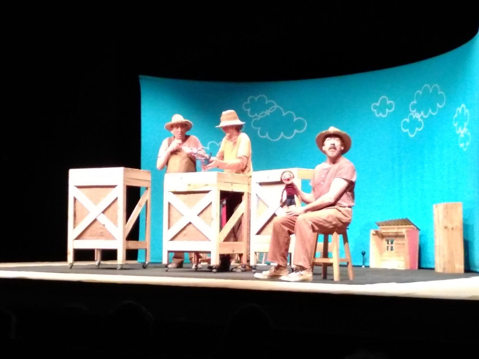 Infantil teatro