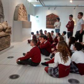 1º-2º ESO Museo Pontevedra